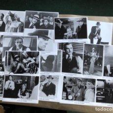 Cine: CIUDAD MUY CALIENTE (CLINT EASTWOOD, BURT REYNOLDS 1984). LOTE 18 FOTOGRAFÍAS PROMOCIONALES PELÍCULA. Lote 132923338