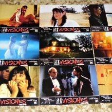 Cine: VISIONES . 13 AÑOS DESPUES - SET COMPLETO FOTOCROMOS. Lote 134335898