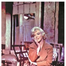 Cine: MARILYN MONROE - FILM STAR PIN UP PHOTO POSTCARD - C33-9 SWIFTSURE POSTCARD. Lote 134424370