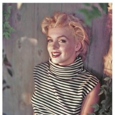 Cine: MARILYN MONROE - FILM STAR PIN UP PHOTO POSTCARD - C33-7 SWIFTSURE POSTCARD. Lote 134424902