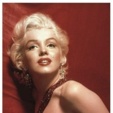 Cine: MARILYN MONROE - FILM STAR PIN UP PHOTO POSTCARD - C33-3 SWIFTSURE POSTCARD. Lote 134425406