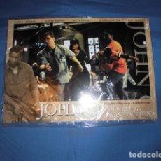 Cine: JOHN Q. JUEGO COMPLETO DE FOTOCROMOS. PRECINTADO. NUEVO.. Lote 134715594