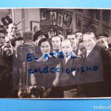 Cine: VALENCIA - MARIA ARIAS, FUNCION DE GALA DEL ESTRENO DE LA PELICULA LOS CLAVELES - AÑO 1936. Lote 134978242