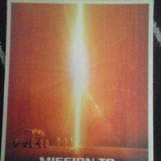 Cine: MISSION TO MARS , POSTAL, SIN CIRCULAR. Lote 135184066