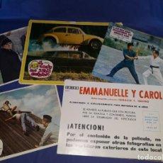 Cine: LOTE 180 FOTOS TAMAÑO GRANDE DE PELICULAS ,VER DESCRIPCIÓN Y FOTOS. Lote 135566150