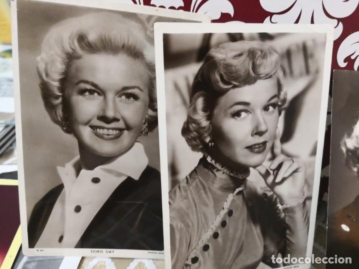 Cine: 4 fotos antiguas Doris day warner bros. Foto postal picturegoer - Foto 2 - 136022526