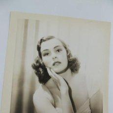 Cinema: NANCY KELLY - FOTO B/N ORIGINAL - TWENTIETH CENTURY FOX. Lote 136027134