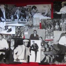 Cine: LOTE DE 15 FOTOGRAFÍAS ANTIGUAS DE TONY LEBLANC. Lote 136300638