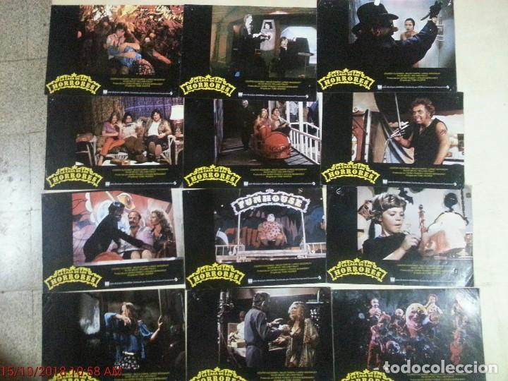 LA CASA DE LOS HORRORES (Cine - Fotos, Fotocromos y Postales de Películas)