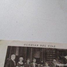 Cine: ANTIGUO CROMO DE: GLORIAS DEL CINE, COMPAÑIA DEL CÉLEBRE DIRECTOR: REGINALD BARKER-PROPAGANDA DE:-. Lote 136528610