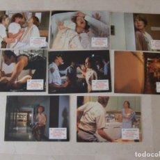 Cine: ANGUSTIA EN EL HOSPITAL CENTRAL / MICHAEL IRONSIDE / LEE GRANT / JUEGO 8 FOTOCROMOS. Lote 137150454