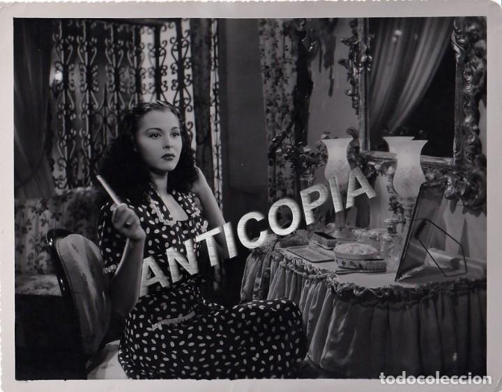 22 FOTOGRAFIAS ORIGINALES DE ACTRICES DEL CINE CLASICO ESPAÑOL (Cine - Fotos y Postales de Actores y Actrices)
