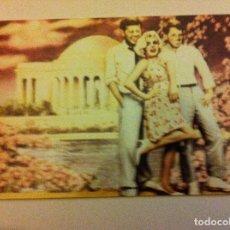 Cine: MARILYN MONROE - (THE AMERICAN POSTCARD CO.) - . Lote 137546254