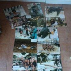 Cine: LOTE 14 FOTOCROMOS STURMTRUPPEN JUEGO COMPLETO. Lote 137985894