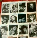 Cine: LOTE 14 FOTO FICHAS ACTORES ACTRICES DE CINE AÑOS 40 AL DORSO BIOGRAFIA - TAMAÑO: 13 X 18 CM - KOBAL. Lote 138018498