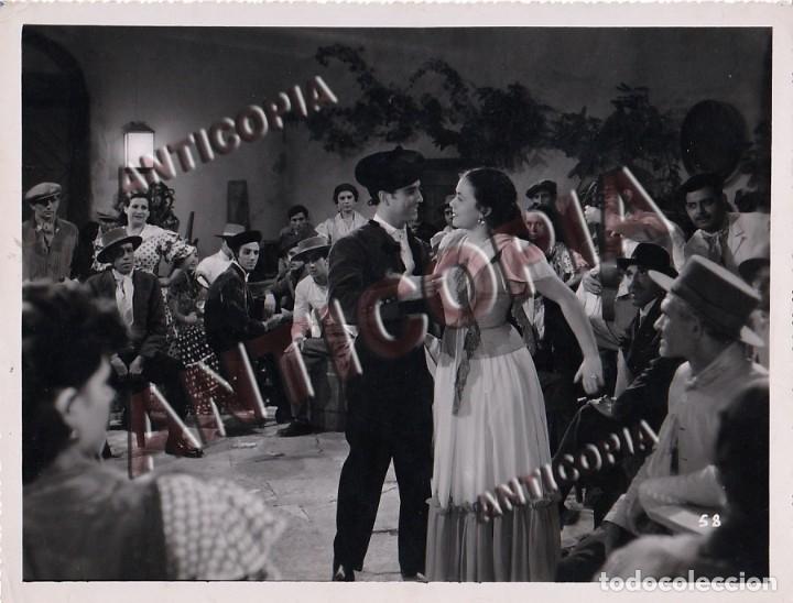 Cine: 10 FOTOGRAFIAS DE DISTINTAS PELICULAS DEL CINE ESPAÑOL AÑOS 50/60/70 (NUM. 7) - Foto 3 - 137467722