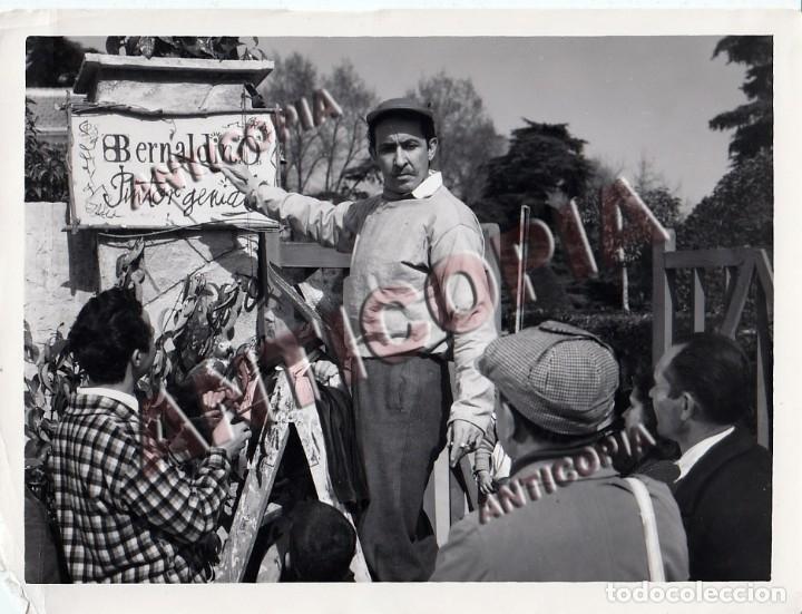 Cine: 10 FOTOGRAFIAS DE DISTINTAS PELICULAS DEL CINE ESPAÑOL AÑOS 50/60/70 (NUM. 7) - Foto 4 - 137467722