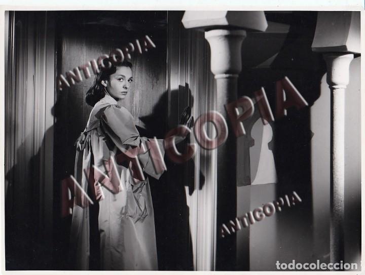 Cine: 10 FOTOGRAFIAS DE DISTINTAS PELICULAS DEL CINE ESPAÑOL AÑOS 50/60/70 (NUM. 7) - Foto 5 - 137467722