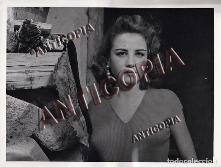 Cine: 10 FOTOGRAFIAS DE DISTINTAS PELICULAS DEL CINE ESPAÑOL AÑOS 50/60/70 (NUM. 7) - Foto 6 - 137467722