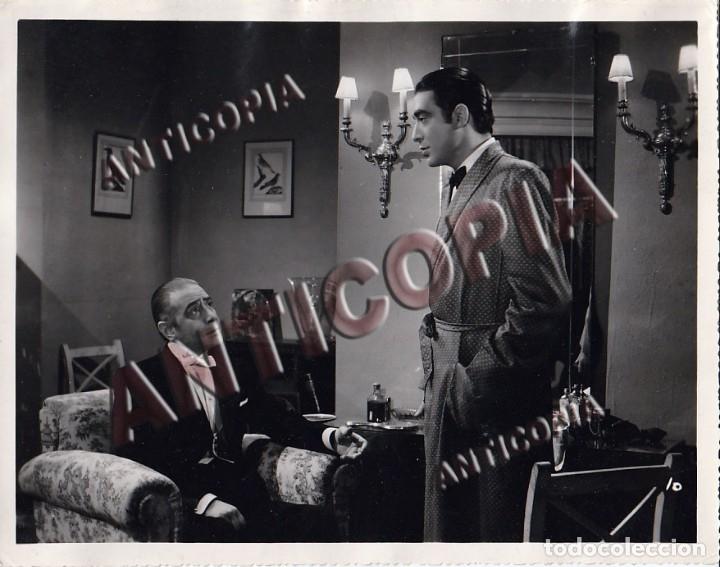 Cine: 10 FOTOGRAFIAS DE DISTINTAS PELICULAS DEL CINE ESPAÑOL AÑOS 50/60/70 (NUM. 7) - Foto 8 - 137467722