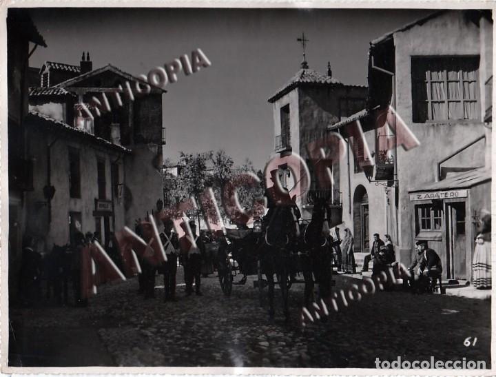 Cine: 10 FOTOGRAFIAS DE DISTINTAS PELICULAS DEL CINE ESPAÑOL AÑOS 50/60/70 (NUM. 7) - Foto 9 - 137467722