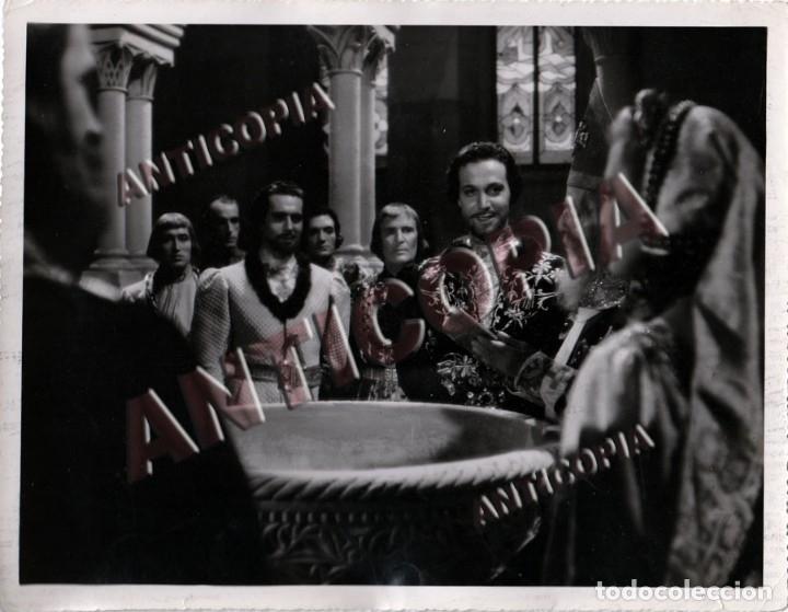 Cine: 10 FOTOGRAFIAS DE DISTINTAS PELICULAS DEL CINE ESPAÑOL AÑOS 50/60/70 (NUM. 7) - Foto 2 - 137467722