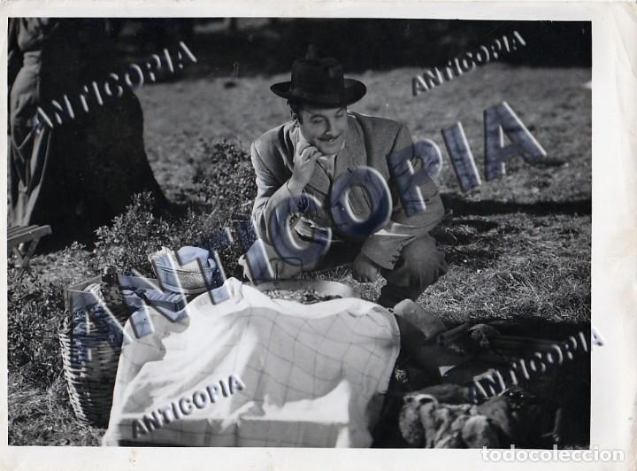 Cine: 10 FOTOGRAFIAS DE DISTINTAS PELICULAS DEL CINE ESPAÑOL AÑOS 50/60/70 (NUM. 6) - Foto 3 - 137466886