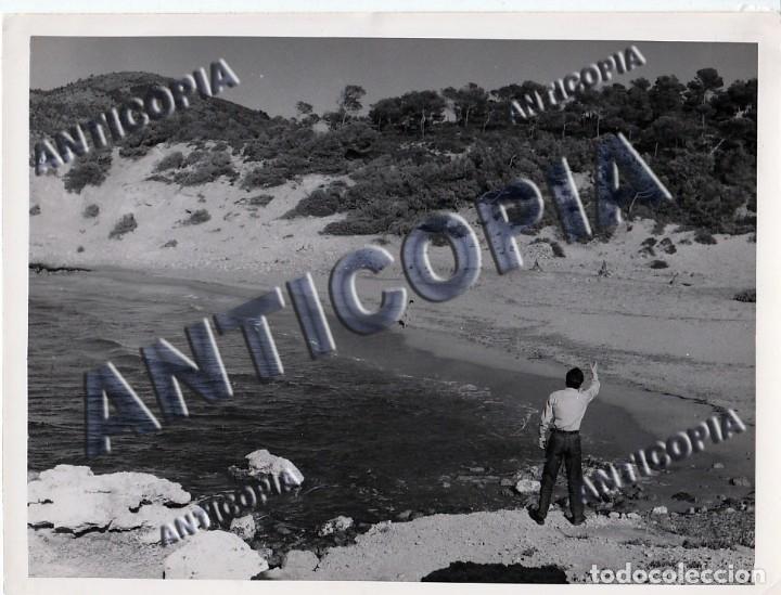 Cine: 10 FOTOGRAFIAS DE DISTINTAS PELICULAS DEL CINE ESPAÑOL AÑOS 50/60/70 (NUM. 6) - Foto 4 - 137466886