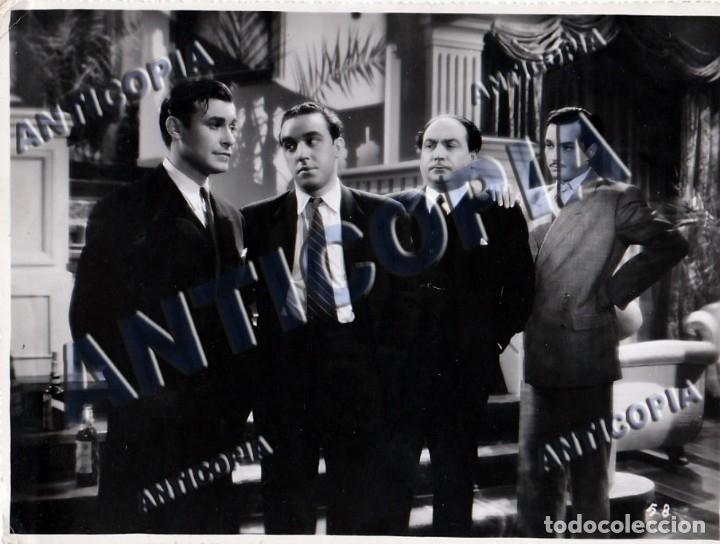 Cine: 10 FOTOGRAFIAS DE DISTINTAS PELICULAS DEL CINE ESPAÑOL AÑOS 50/60/70 (NUM. 6) - Foto 6 - 137466886