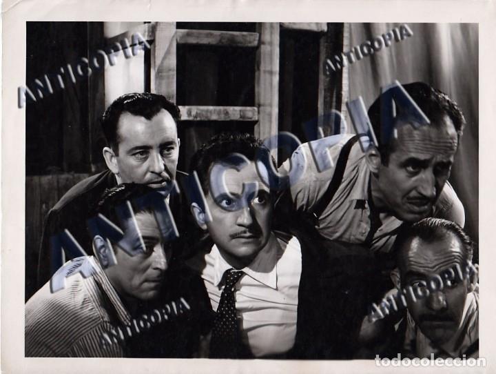 Cine: 10 FOTOGRAFIAS DE DISTINTAS PELICULAS DEL CINE ESPAÑOL AÑOS 50/60/70 (NUM. 6) - Foto 7 - 137466886