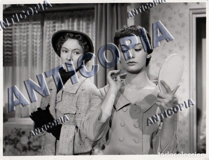 Cine: 10 FOTOGRAFIAS DE DISTINTAS PELICULAS DEL CINE ESPAÑOL AÑOS 50/60/70 (NUM. 6) - Foto 9 - 137466886