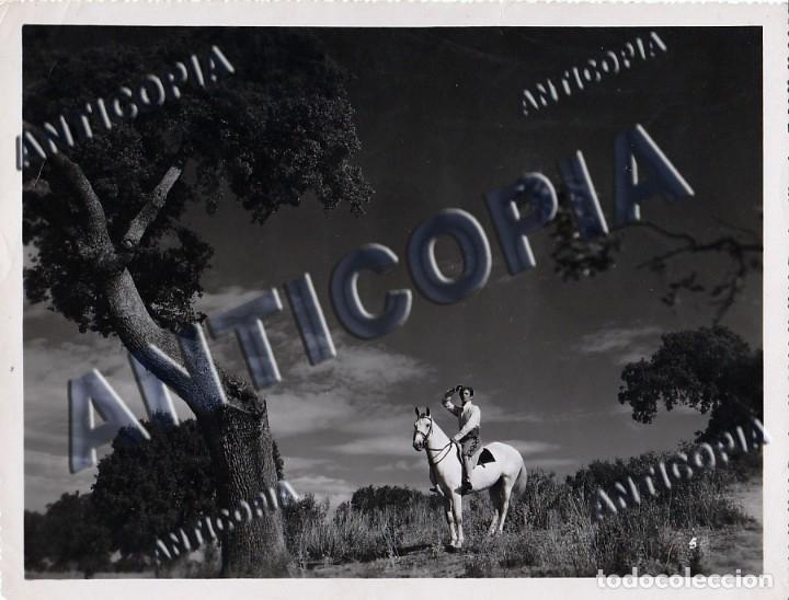 Cine: 10 FOTOGRAFIAS DE DISTINTAS PELICULAS DEL CINE ESPAÑOL AÑOS 50/60/70 (NUM. 3) - Foto 5 - 137465910