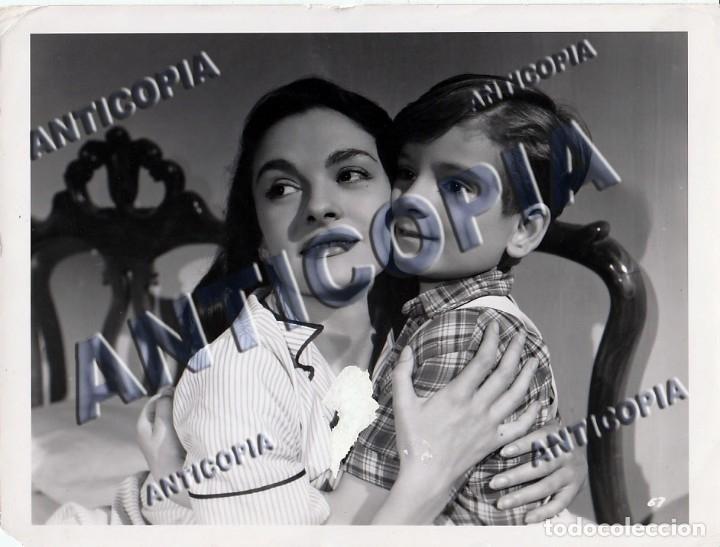 Cine: 10 FOTOGRAFIAS DE DISTINTAS PELICULAS DEL CINE ESPAÑOL AÑOS 50/60/70 (NUM. 3) - Foto 7 - 137465910