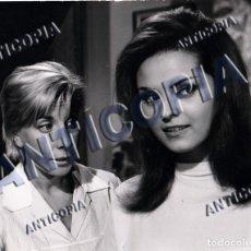 Cine: 10 FOTOGRAFIAS DE DISTINTAS PELICULAS DEL CINE ESPAÑOL AÑOS 50/60/70 (NUM. 3). Lote 137465910