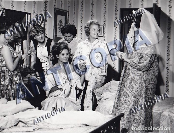Cine: 10 FOTOGRAFIAS DE DISTINTAS PELICULAS DEL CINE ESPAÑOL AÑOS 50/60/70 (NUM. 3) - Foto 8 - 137465910