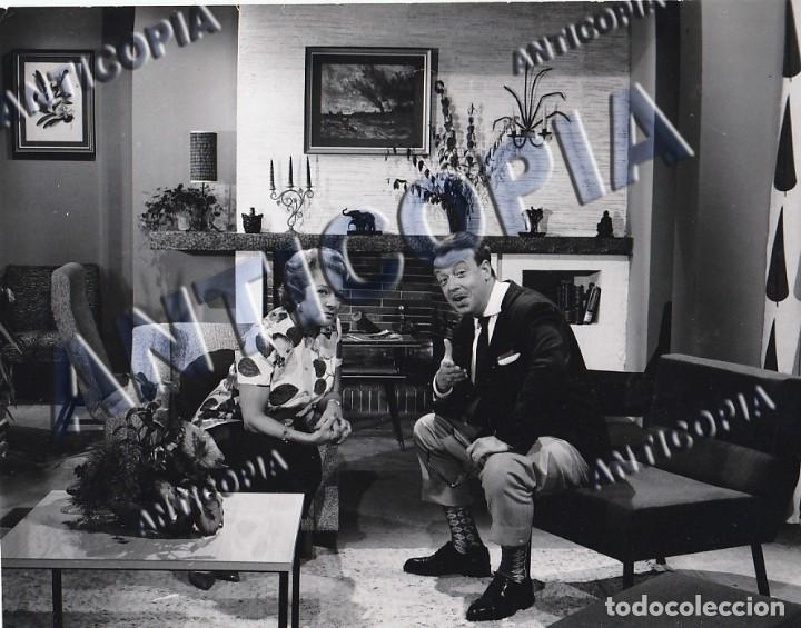 Cine: 10 FOTOGRAFIAS DE DISTINTAS PELICULAS DEL CINE ESPAÑOL AÑOS 50/60/70 (NUM. 3) - Foto 10 - 137465910