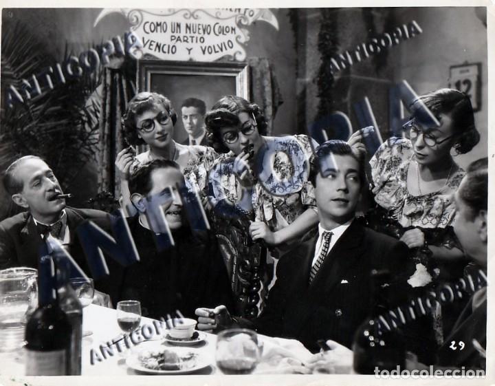 Cine: 10 FOTOGRAFIAS DE DISTINTAS PELICULAS DEL CINE ESPAÑOL AÑOS 50/60/70 (NUM. 3) - Foto 2 - 137465910