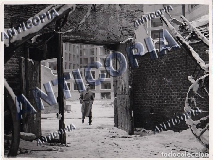 Cine: 10 FOTOGRAFIAS DE DISTINTAS PELICULAS DEL CINE ESPAÑOL AÑOS 50/60/70 (NUM. 3) - Foto 3 - 137465910