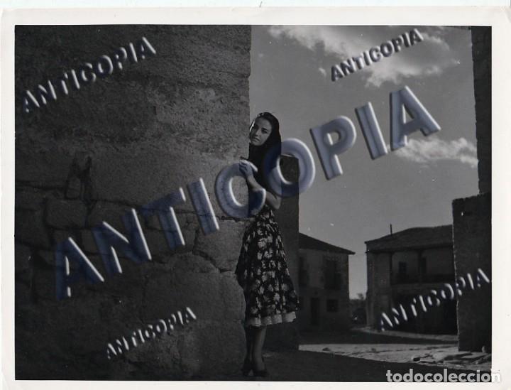 Cine: 10 FOTOGRAFIAS DE DISTINTAS PELICULAS DEL CINE ESPAÑOL AÑOS 50/60/70 (NUM. 2) - Foto 2 - 137458594