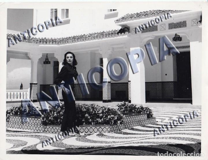 Cine: 10 FOTOGRAFIAS DE DISTINTAS PELICULAS DEL CINE ESPAÑOL AÑOS 50/60/70 (NUM. 2) - Foto 3 - 137458594