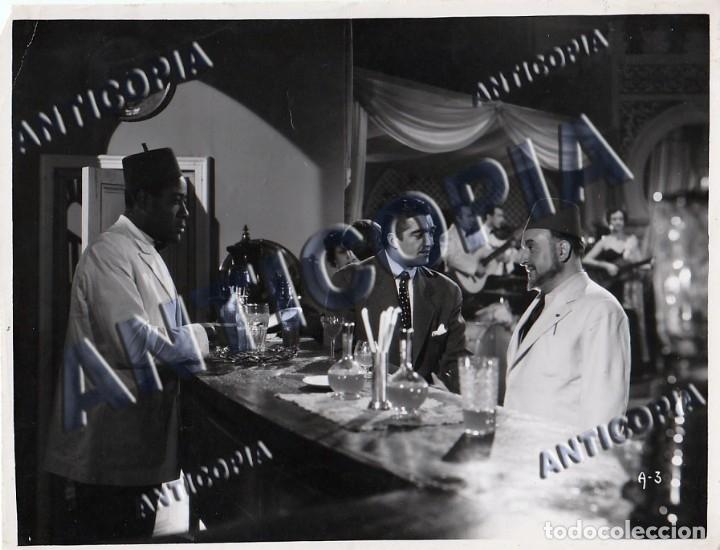 Cine: 10 FOTOGRAFIAS DE DISTINTAS PELICULAS DEL CINE ESPAÑOL AÑOS 50/60/70 (NUM. 2) - Foto 6 - 137458594
