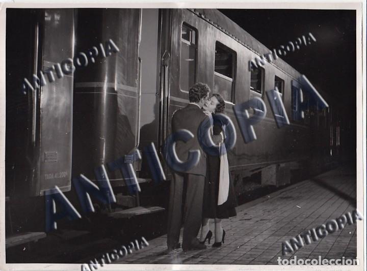 Cine: 10 FOTOGRAFIAS DE DISTINTAS PELICULAS DEL CINE ESPAÑOL AÑOS 50/60/70 (NUM. 2) - Foto 7 - 137458594