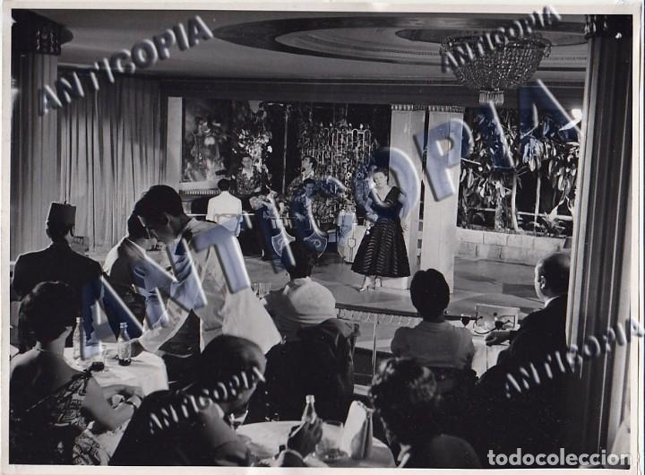 Cine: 10 FOTOGRAFIAS DE DISTINTAS PELICULAS DEL CINE ESPAÑOL AÑOS 50/60/70 (NUM. 2) - Foto 8 - 137458594