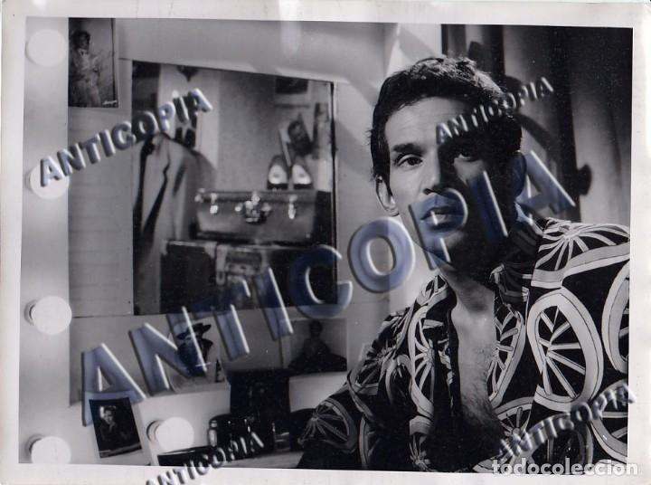 Cine: 10 FOTOGRAFIAS DE DISTINTAS PELICULAS DEL CINE ESPAÑOL AÑOS 50/60/70 (NUM. 2) - Foto 9 - 137458594