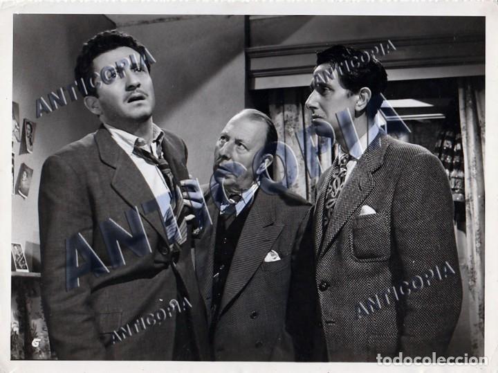 10 FOTOGRAFIAS DE DISTINTAS PELICULAS DEL CINE ESPAÑOL AÑOS 50/60/70 (NUM. 1) (Cine - Fotos y Postales de Actores y Actrices)