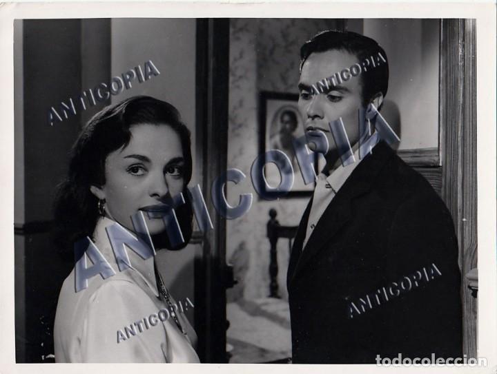 Cine: 10 FOTOGRAFIAS DE DISTINTAS PELICULAS DEL CINE ESPAÑOL AÑOS 50/60/70 (NUM. 1) - Foto 4 - 137458034