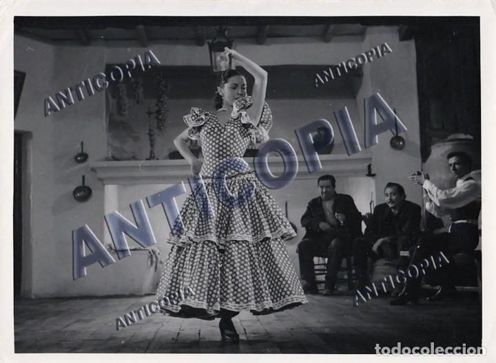 Cine: 10 FOTOGRAFIAS DE DISTINTAS PELICULAS DEL CINE ESPAÑOL AÑOS 50/60/70 (NUM. 1) - Foto 6 - 137458034