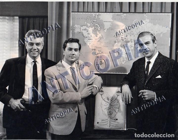 Cine: 10 FOTOGRAFIAS DE DISTINTAS PELICULAS DEL CINE ESPAÑOL AÑOS 50/60/70 (NUM. 1) - Foto 7 - 137458034