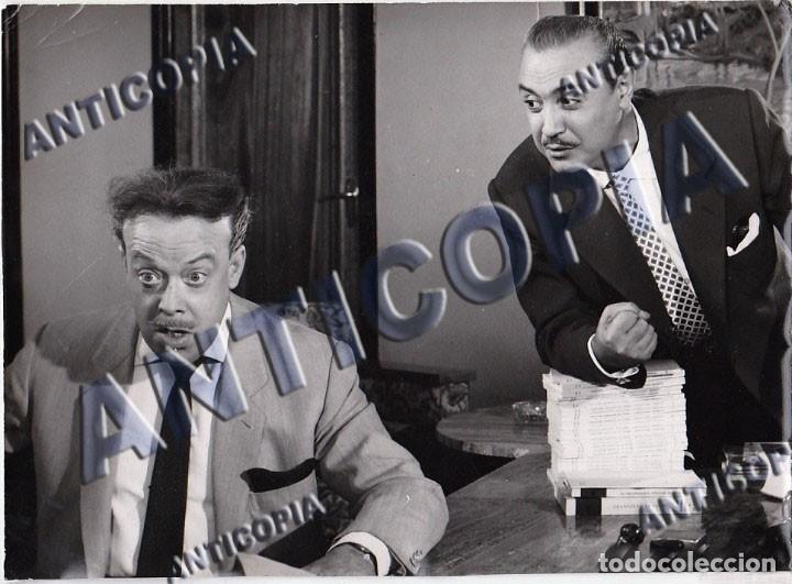 Cine: 10 FOTOGRAFIAS DE DISTINTAS PELICULAS DEL CINE ESPAÑOL AÑOS 50/60/70 (NUM. 1) - Foto 10 - 137458034