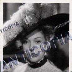 Cine: 26 FOTOGRAFIAS ORIGINALES DEL RODAJE DE LA PELICULA ''DE MUJER A MUJER'' DE 1950 CON AMPARO RIVELLES. Lote 136538306